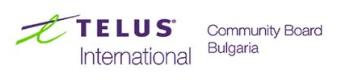 С подкрепата на Telus
